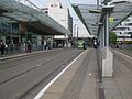 East Croydon tramstop look east2.JPG