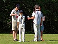Eastons CC v. Chappel and Wakes Colne CC at Little Easton, Essex, England 15.jpg