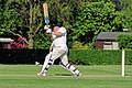 Eastons CC v. Chappel and Wakes Colne CC at Little Easton, Essex, England 29.jpg