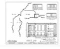 Ebenezer Smith House, 20 Main Street, Durham, Strafford County, NH HABS NH,9-DUR,4- (sheet 31 of 38).png