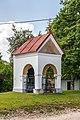 Ebenthal Radsberg Wegkapelle NO-Ansicht 12062019 6732.jpg