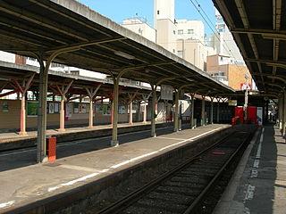 Ebisuchō Station (Osaka) Metro station in Osaka, Japan