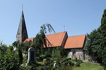 Kirche Borby