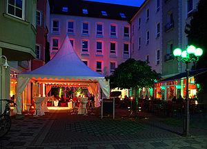 Cafe Friedrich Ebert Platz N Ef Bf Bdrnberg