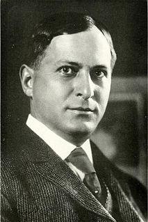 Edgar Odell Lovett President of Rice University