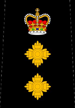Edmonton Police Service - Image: Edmonton Police Deputy Chief