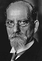 Edmund Husserl 1910s
