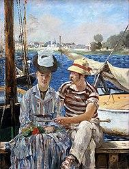 Édouard Manet: Argenteuil (Manet)