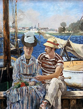 Image illustrative de l'article Argenteuil (Manet)