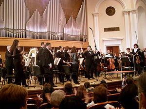 Armenian Philharmonic Orchestra - Image: Eduard Topchyan