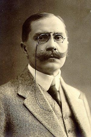 Eduard Vilde - Eduard Vilde in 1911.