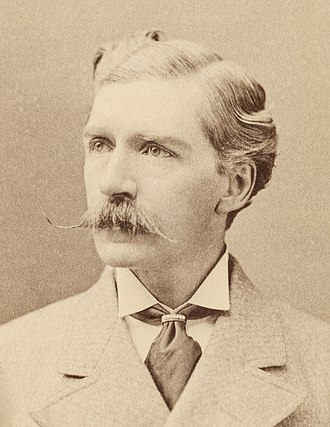 Edward Askew Sothern - Cabinet card of E. A. Sothern, c. 1870s