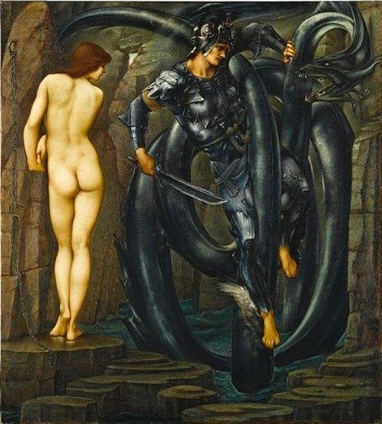 File:Edward Burne-Jones - The Doom Fulfilled.jpg