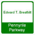 Edward T Breathitt Pennyrile Parkway Shield.png