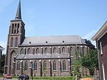 Eerde (N-Br, NL) church, side view.JPG