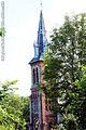 Eglise de Saint-Ouen-Le-Houx (vue du clocher).jpg
