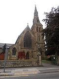 Eglwys Babyddol Wrecsam The Cathedral Church of Our Lady of Sorrows Wrexham 18.JPG
