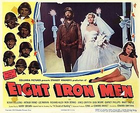 Eight Iron Men 1952 poster.jpg