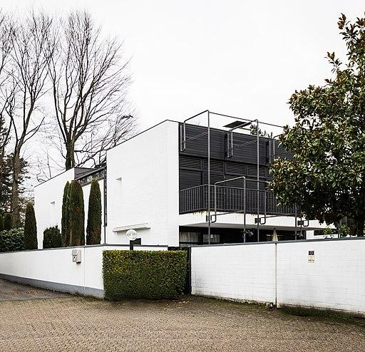 Einfamilienwohnhaus, Droste-Hülshoff-Straße 8, Köln-Weiden -