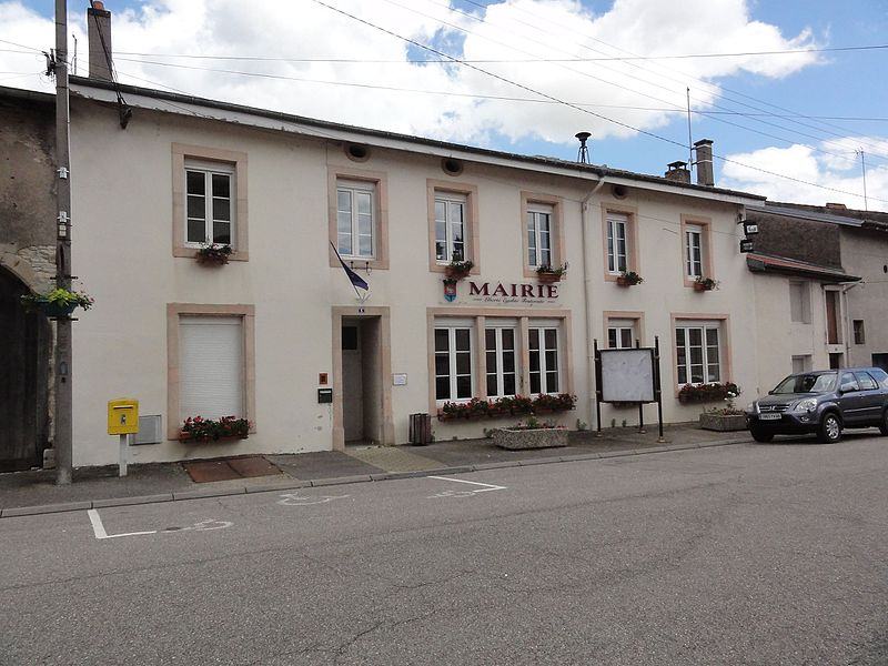 Einville-au-Jard (M-et-M) mairie