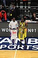 Ekpe Udoh 8 Fenerbahçe men's basketball vs Othello Hunter 21 Real Madrid Baloncesto Euroleague 20161201 (2).jpg