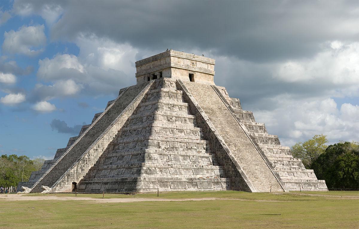 Chichén Itzá – Wikipedia, wolna encyklopedia