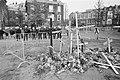 El Salvador kruisen voor VS-consulaat in Amsterdam verwijderd door gemeente, Bestanddeelnr 932-1533.jpg