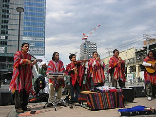 Andean music