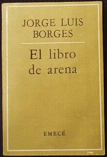 Resultado de imagen para El libro de arena borges