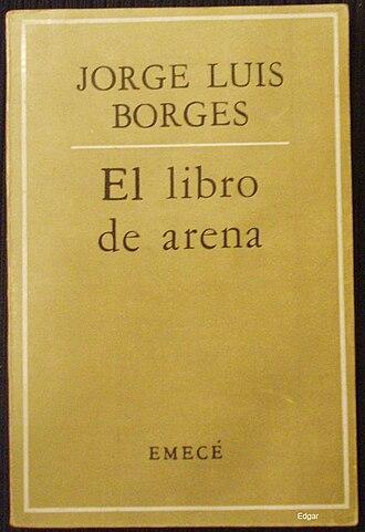 The Book of Sand - Image: El libro de arena