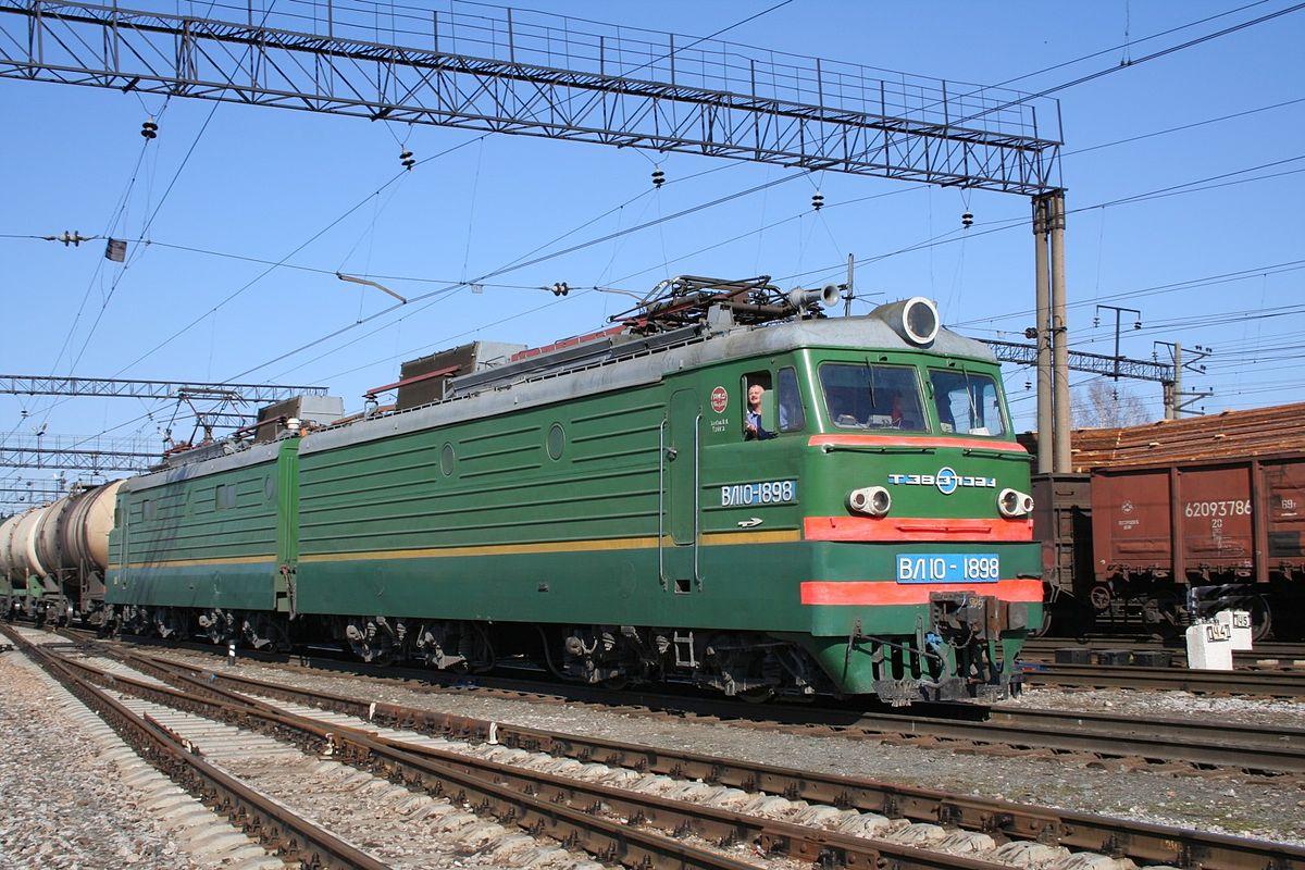 SŽD-Baureihe ВЛ10 – Wikipedia
