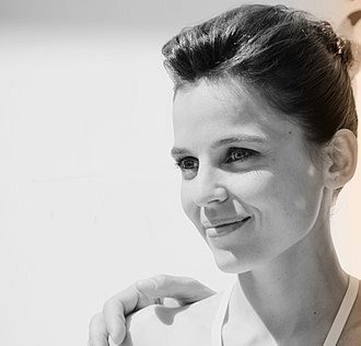 Elena Anaya - Anaya at the 2010 Malaga Film Festival