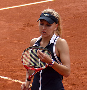 Image illustrative de l'article Elena Vesnina