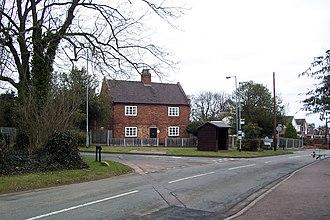 Stonnall - Image: Elm Cottage, Stonnall