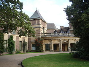 Stephen Courtauld - Eltham Palace