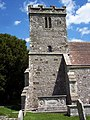 Embattled tower, All Saints Church - geograph.org.uk - 452212.jpg