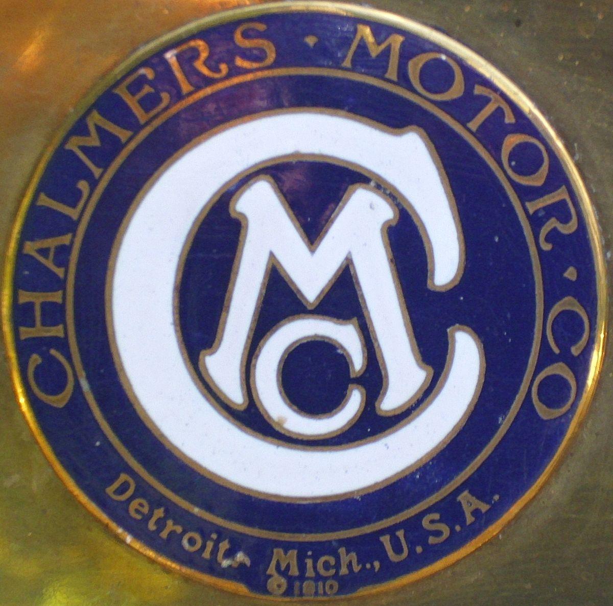 3 Wheel Car >> Chalmers Automobile - Wikipedia