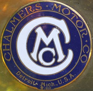 Chalmers Automobile - Image: Emblem Chalmers