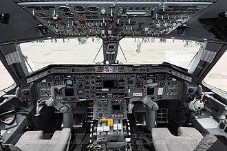 Embraer EMB 120 Brasilia - EMB-120 Cockpit