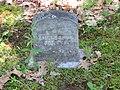 Emerson J. Bowden, Headstone, Marks Cemetery, Orland, Maine.jpg