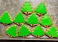 Emily's Christmas Tree Cookies (6499782157).jpg