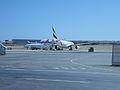 Emirates Airways A330 A6-EAR at Malta International Airport.jpg
