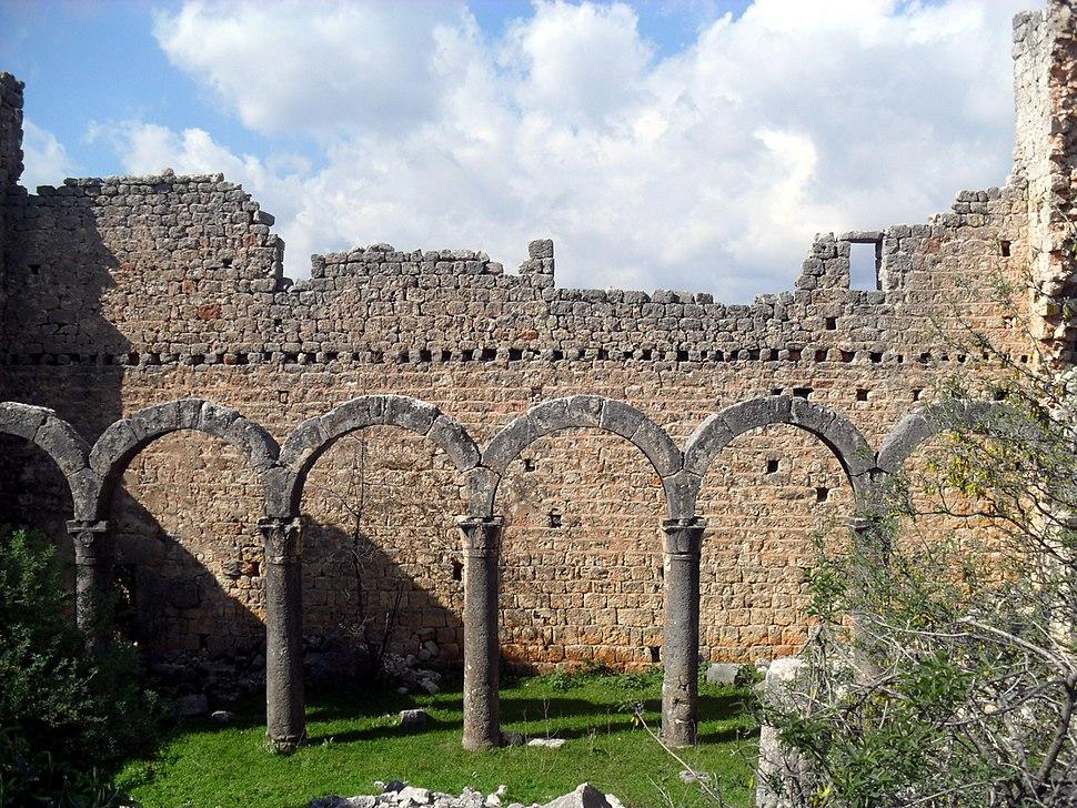 Emirzeli, Church, Mersin Province, Turkey