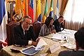 Encuentro de escuelas, institutos y academias diplomáticas de los países miembros de UNASUR (6376893499).jpg