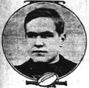 1913 College Football All-Southern Team - Enoch Brown of Vanderbilt.