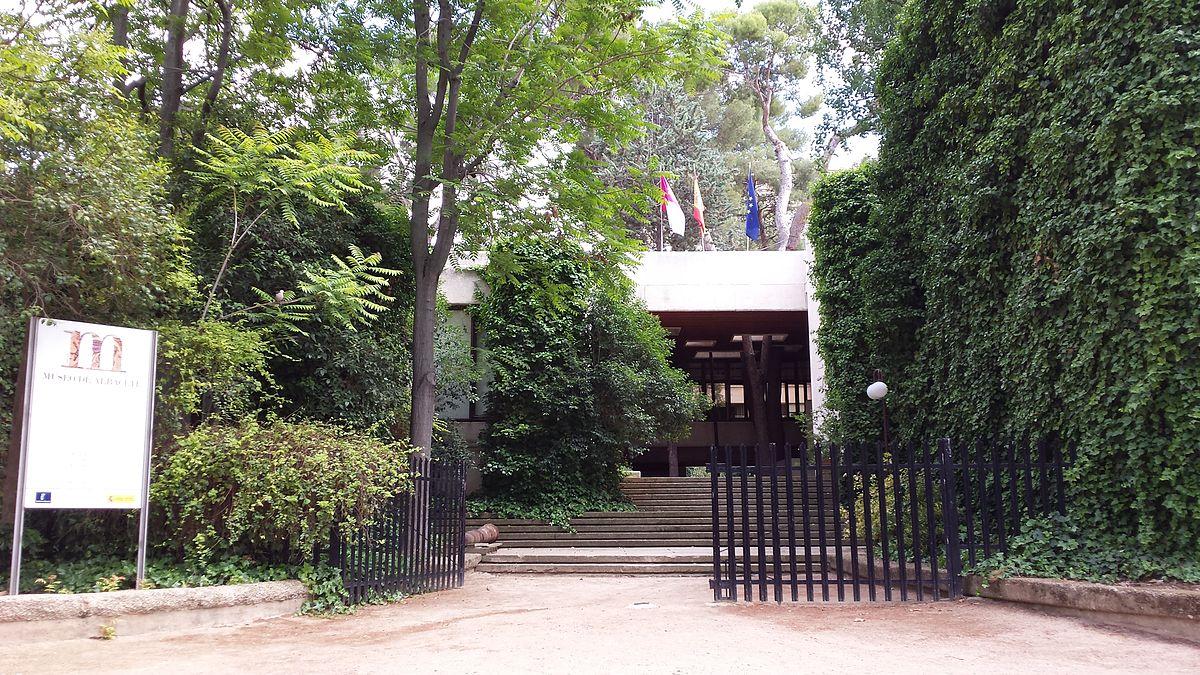 Museo de albacete wikipedia for Parque japones precio de entrada