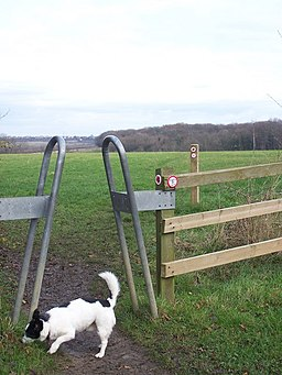 Entrance to Capstone Farm Country Park - geograph.org.uk - 1062256
