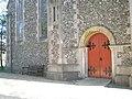 Entrance to Christ Church, Widley - geograph.org.uk - 732026.jpg
