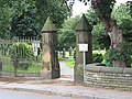 Entrance to Stanley Cemetery - geograph.org.uk - 499338.jpg