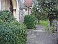 Entrance to the church, The Ridgeway, Enfield - geograph.org.uk - 2209134.jpg